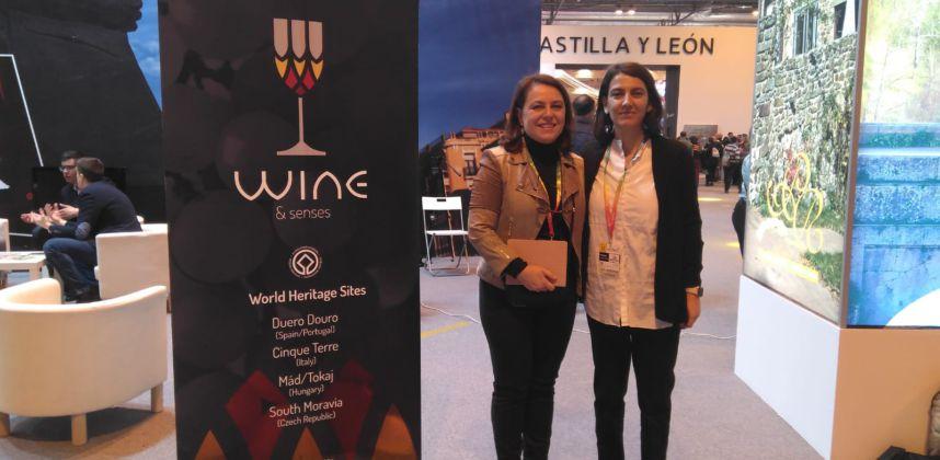 PROYECTO WINE & SENSES. FITUR 2019