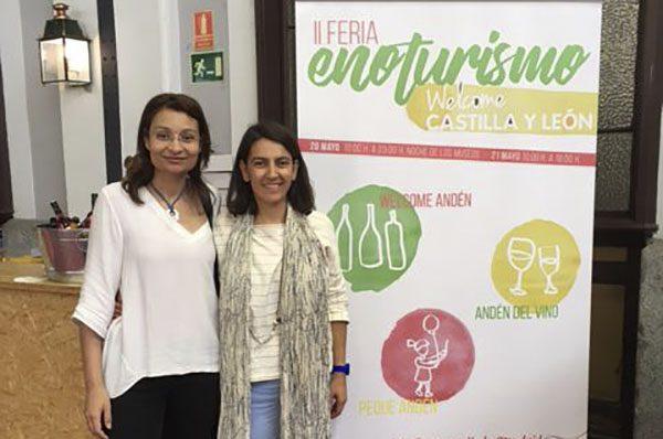 II Feria Enoturismo Welcome Castilla y León