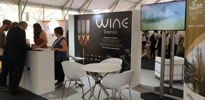 PROYECTO WINE & SENSES. XII BIENAL AR&PA 2019
